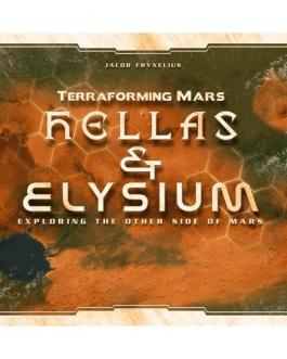 Terraforming Mars Hellas y Elysium (Expansión)