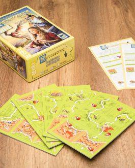 Carcassonne: La Princesa y el Dragón 2da Edición