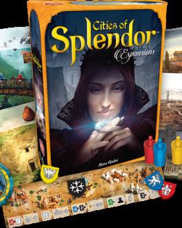 Splendor: Cities of Splendor (Expansión)