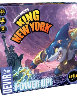 King of New York Power Up! (Expansión)