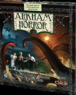 Arkham Horror: el Horror de Miskatonic (Expansión)
