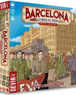 Barcelona : La Rosa de Fuego