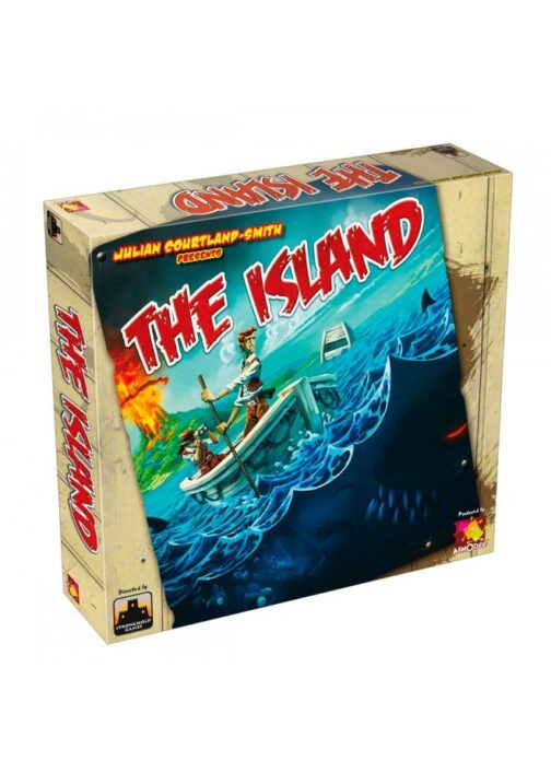 the island juego