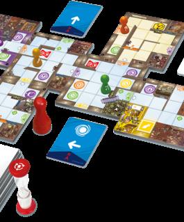 Magic Maze: Seguridad Máxima (Expansión)