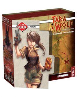 Tara Wolf: En el Valle de los Reyes