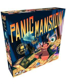 Juego de Mesa Panic Mansión
