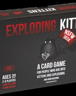 Exploding Kittens NSFW (Sin Censura)