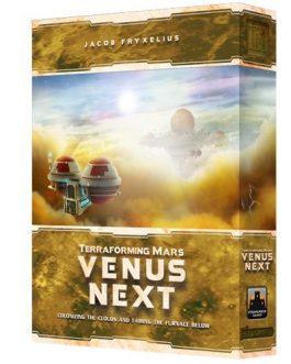 Terraforming Mars: Venus Next (Expansión)