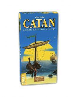 Catan: Navegantes Ampliación – 5 y 6 jugadores
