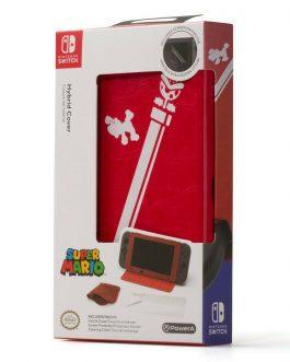 Hybrid Cover Super Mario
