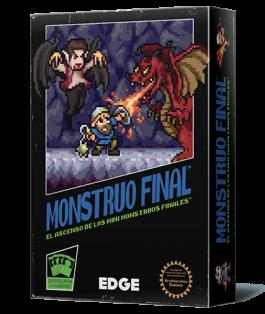 Monstruo Final: El ascenso de los Mini-monstruos Finales