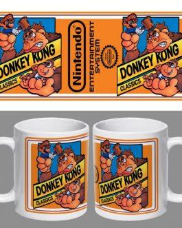 Tazón Retro Donkey Kong