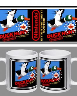 Tazón Retro Duck Hunt