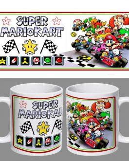 Tazón Retro Mario Kart