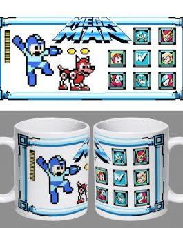 Tazón Retro Mega Man