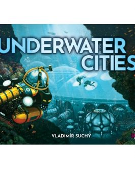 Juego de Mesa Underwater Cities
