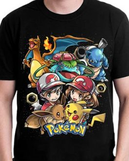 Polera Pokemon