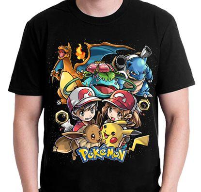 Polera Pokemon