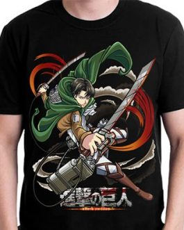 Polera Attack on Titan