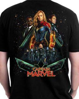 Polera Capitana Marvel