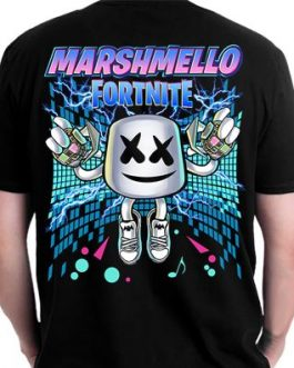 Polera Fortnite Marshmello