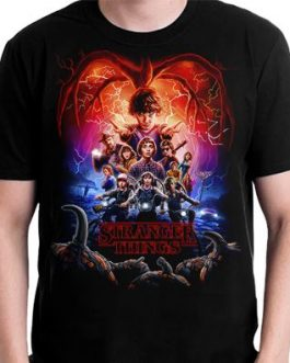 Polera Stranger Things