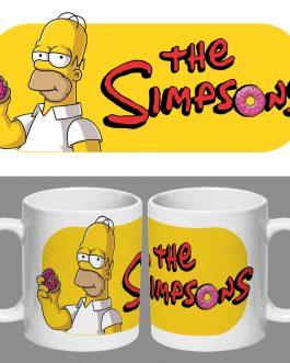 Tazón Premium Los Simpsons