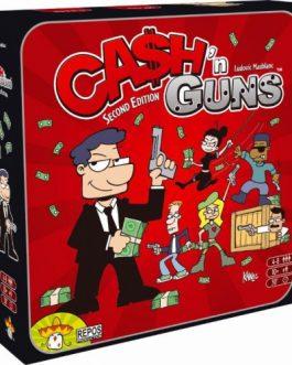 Juego de Mesa Cash 'n Guns