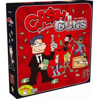 Cash And Guns juego de mesa
