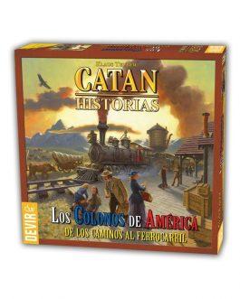 Juego de Mesa Catan Los Colonos de America