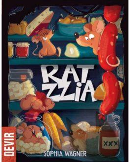 Juego de Mesa Ratzzia