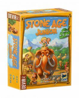 Juego de Mesa infantil Stone Age Junior