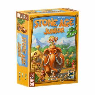 Juego infantil stone age junior
