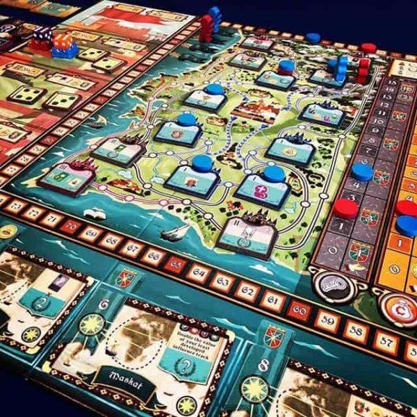 juego de mesa coimbra