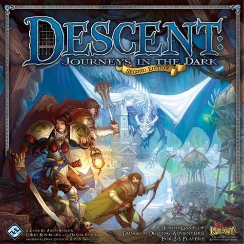 juego de mesa descent