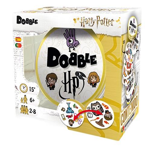 juego de cartas dobble harry potter