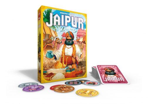Juego de cartas Jaipur