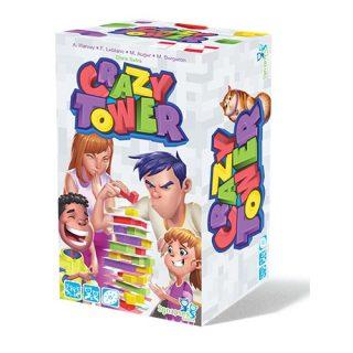 Juego de mesa CRAZY TOWER
