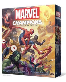 Juego de Cartas Marvel Champions