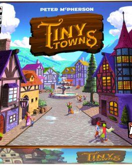 Juego de Mesa Tiny Towns