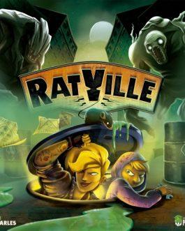 Juego de Mesa RatVille