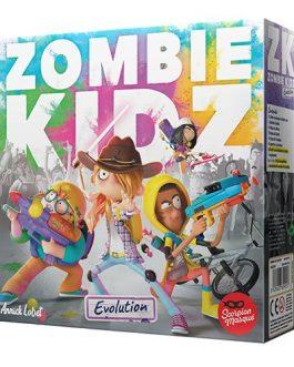 Juego de Mesa Zombie Kidz Evolution