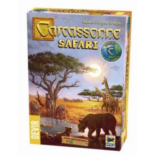 Juego de Mesa Carcassonne Safari