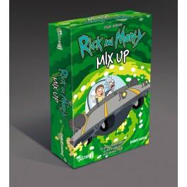 Juego Cartas Rick And Morty Mix Up