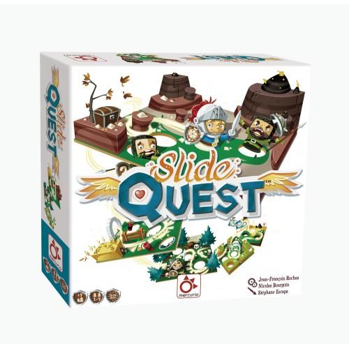 Juego de Mesa Slide Quest