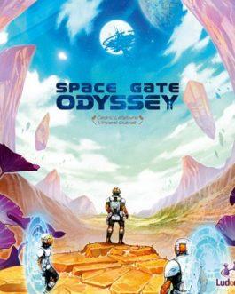 Juego de Mesa Space Gate Odyssey