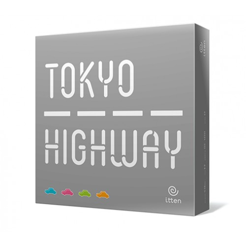 Juego de Mesa Tokyo Highway