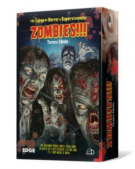 Juego de Mesa Zombies Tercera Edición