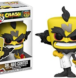 Funko Pop Dr. Neo Cortex: Crash Bandicoot