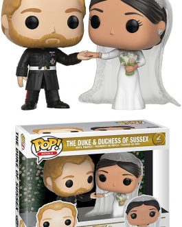 Funko Royals: The Duke and Duchess of Sussex